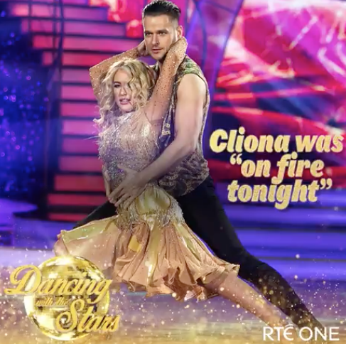 Dancing With The Stars 2019 | Cliona Hagan