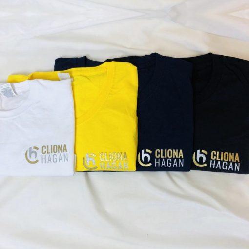 Cliona Hagan T-Shirt Black